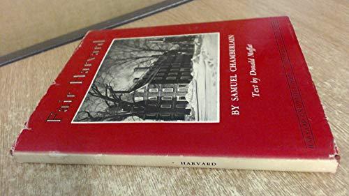 9781135196035: Fair Harvard,