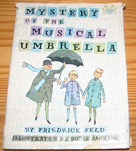 9781135209179: Mystery of the musical umbrella, (The Random House easy to read library)