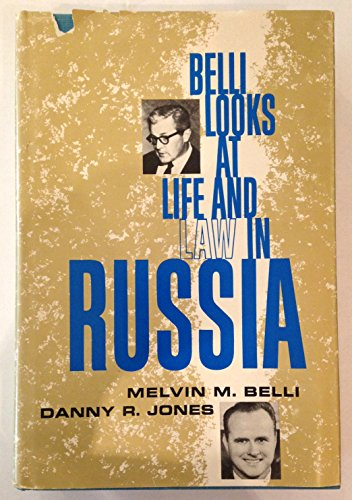 9781135232528: Belli Looks at Life and Law in Russia