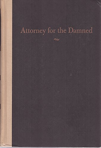 9781135246334: Attorney for the Damned