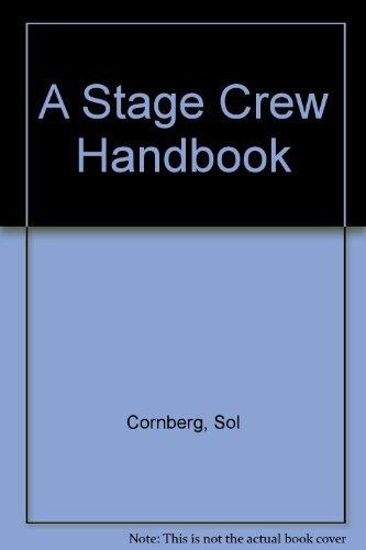 9781135247690: A stage crew handbook,
