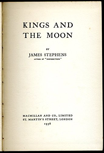 9781135259105: Kings & the Moon 1ST Edition