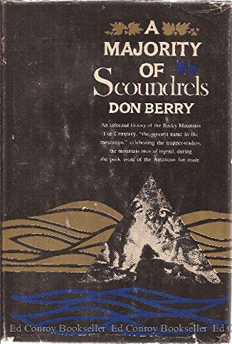 9781135296902: A Majority of Scoundrels: An Informal History of the Rocky Mountain Fur Company
