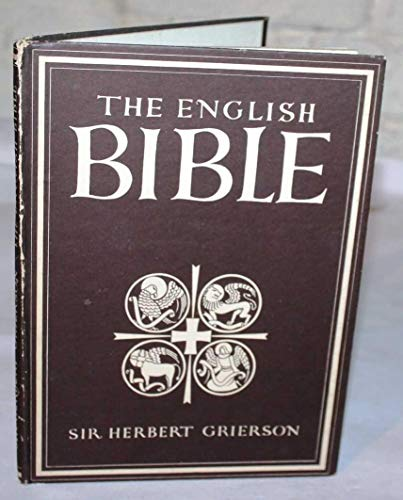 9781135328269: THE ENGLISH BIBLE (Britain in Pictures)