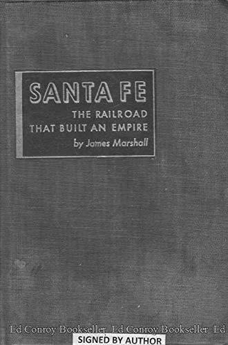 9781135370268: Santa Fe: The Railroad That Built an Empire
