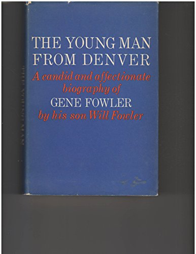 9781135374235: The young man from Denver