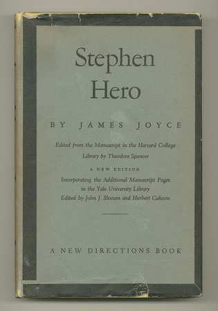 9781135400880: Stephen Hero (A New Directions book)