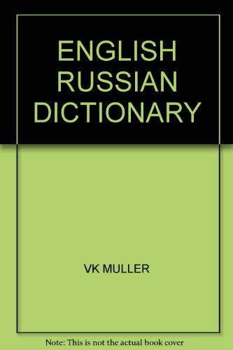 9781135402495: Russian-English dictionary: 25,000 words approx
