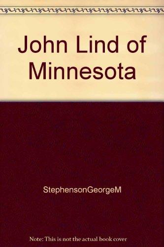 9781135417864: John Lind of Minnesota