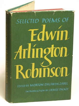 9781135421151: Selected Poems of Edwin Arlington Robinson