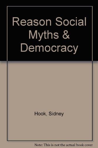 9781135427917: Reason, social myths and democracy