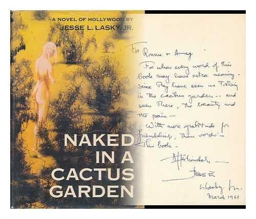 9781135429669: Naked in a Cactus Garden