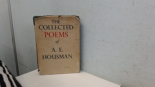 9781135455408: The Collected Poems of A. E. Housman