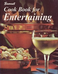 9781135476915: Sunset Cook Book for Entertaining