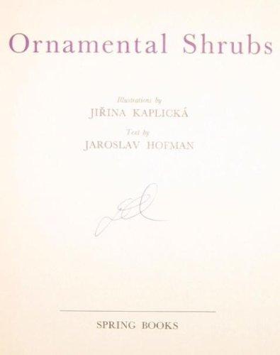 9781135483111: Ornamental Shrubs