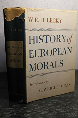 9781135485221: History of European Morals From Augustus to Charlemagne (2 Volumes in One))