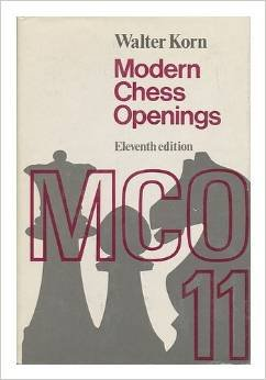 9781135489878: Modern Chess Openings 11TH Edition