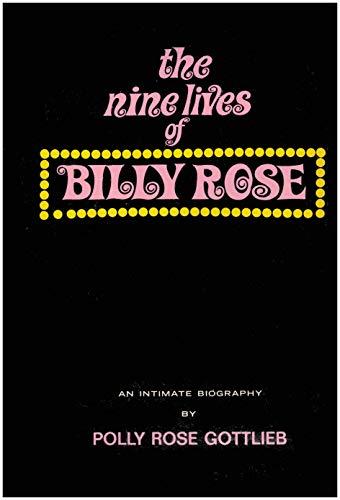 9781135492182: The nine lives of Billy Rose