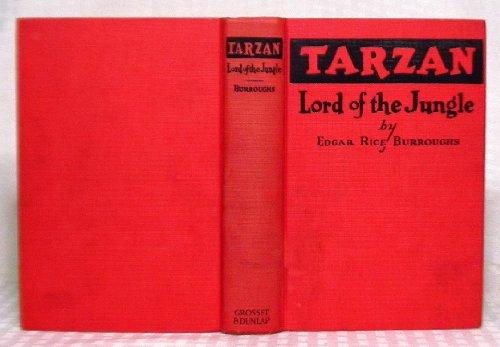 9781135506926: Tarzan Lord of the Jungle