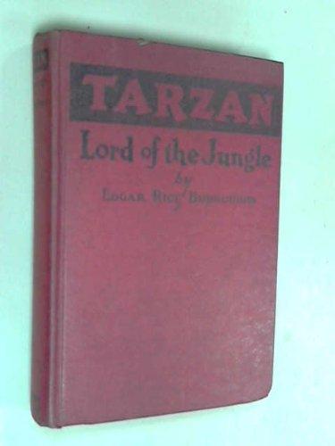 9781135506926: Tarzan, lord of the jungle,
