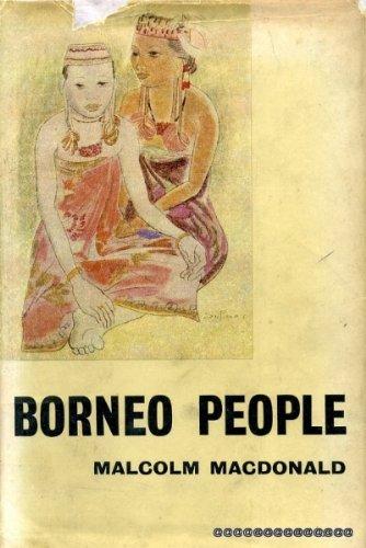 9781135533786: Borneo People
