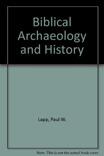 9781135533793: Biblical archaeology and history,