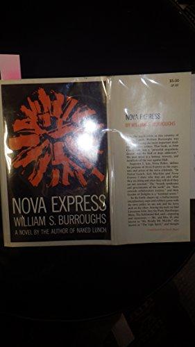 9781135535339: Nova Express [By] William S. Burroughs