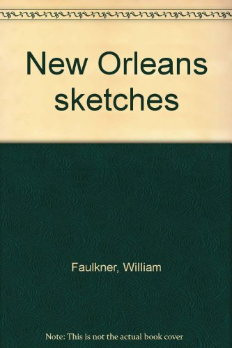 9781135535698: New Orleans sketches