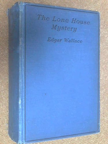 9781135552435: The Lone House mystery