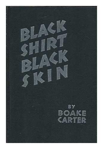9781135555696: Black Shirt, Black Skin