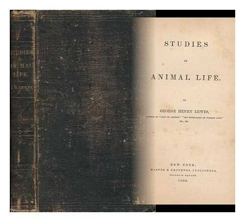 9781135559243: Studies in Animal Life