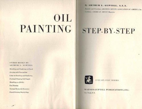 9781135594855: Oil Painting Step-by-step