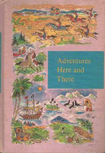 9781135600730: Adventures Here and There (Through Golden Windows)