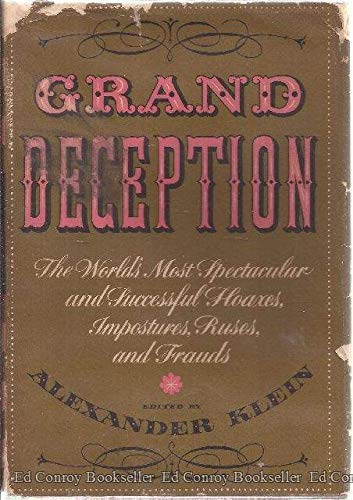 9781135640644: The Double Dealers: Adventures in Grand Deception