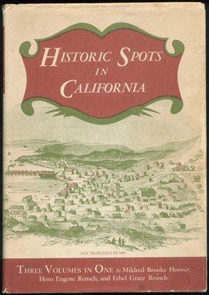 9781135641627: Historic Spots in California