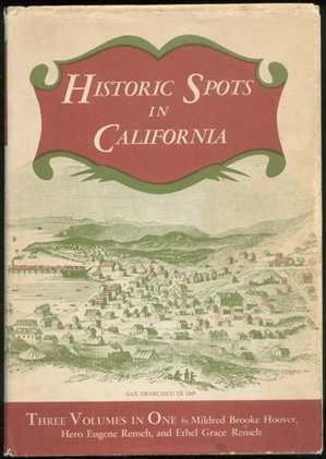 9781135641627: Historic Spots in California