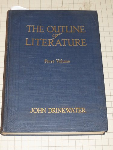 9781135651121: Outline of Literature 3 Volumes