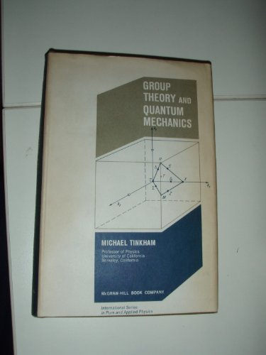 9781135663537: Group theory and quantum mechanics (International series in pure and applied physics)