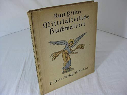 9781135670283: Mittelalterliche Buchmalerei des Abendlandes.