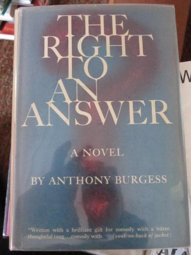 9781135684709: The Right to an Answer