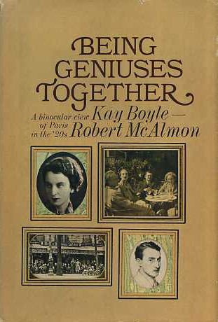 9781135693145: Being geniuses together, 1920-1930
