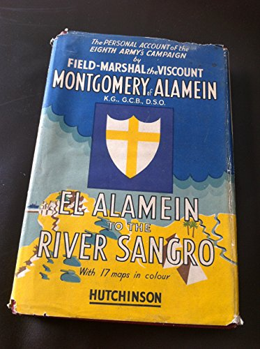 9781135728038: El Alamein to the River Sangro