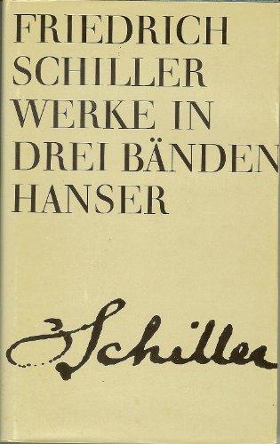 9781135735128: Werke in Drei Banden 3 Volumes