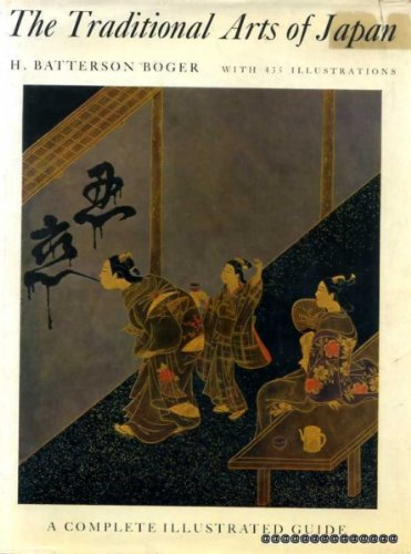 9781135740368: The Traditional Arts of Japan. A complete illustrated guide.