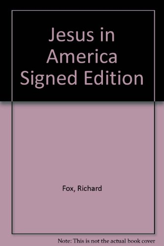 9781135742829: Jesus in America Signed Edition
