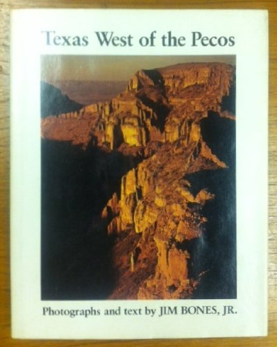 9781135744663: Texas West of the Pecos