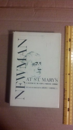 9781135745042: Newman at St. Mary's (A Selection of the Plain & Parochial Sermons)