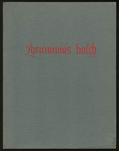 9781135761639: Hieronymus Bosch