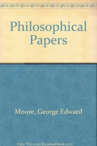 9781135762025: Philosophical papers (Muirhead library of philosophy)