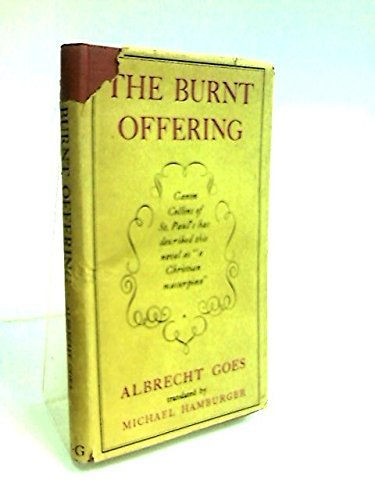 9781135766924: The Burnt Offering